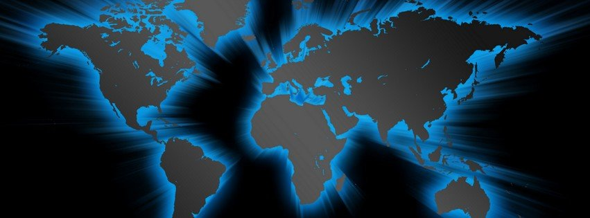 Abstract world map facebook covers for timeline abstract world map other facebook timeline cover picture other facebook timeline image free gumiabroncs Choice Image