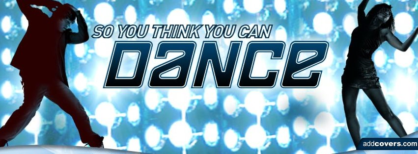 So you think you can dance 2 Facebook Covers