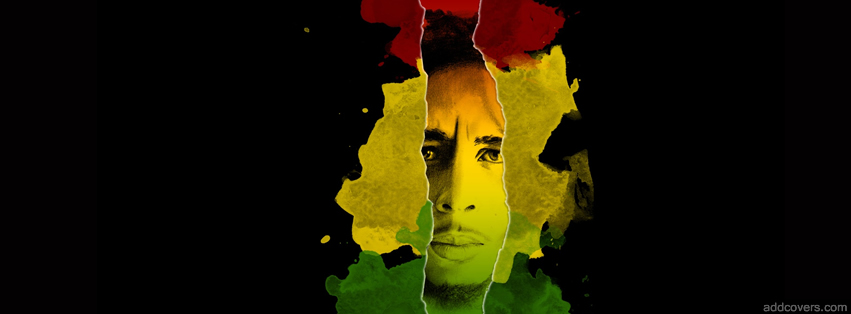 Bob Marley Facebook Covers
