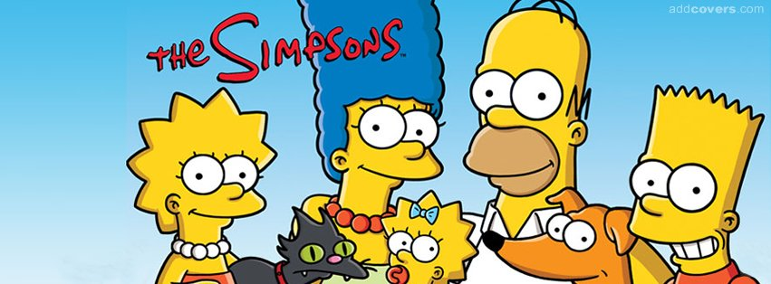 The Simpsons {Cartoons Facebook Timeline Cover Picture, Cartoons Facebook Timeline image free, Cartoons Facebook Timeline Banner}
