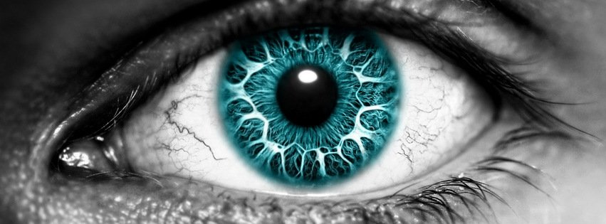 Abstract Eye {Colorful & Abstract Facebook Timeline Cover Picture, Colorful & Abstract Facebook Timeline image free, Colorful & Abstract Facebook Timeline Banner}