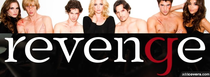 Revenge show Facebook Covers