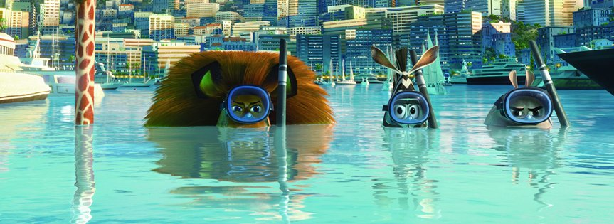 Madagascar {Movies Facebook Timeline Cover Picture, Movies Facebook Timeline image free, Movies Facebook Timeline Banner}