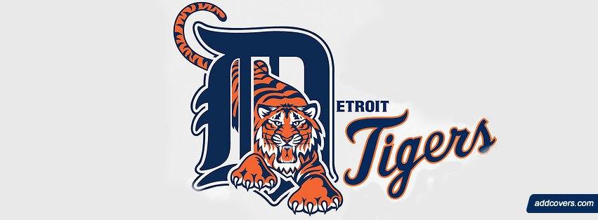 Detroit Tigers Facebook Covers