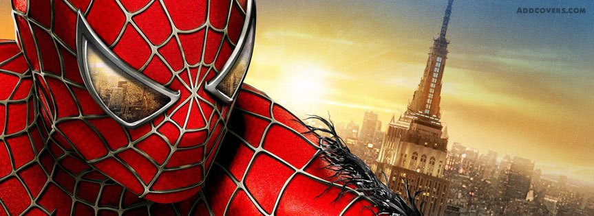Spiderman {Movies Facebook Timeline Cover Picture, Movies Facebook Timeline image free, Movies Facebook Timeline Banner}