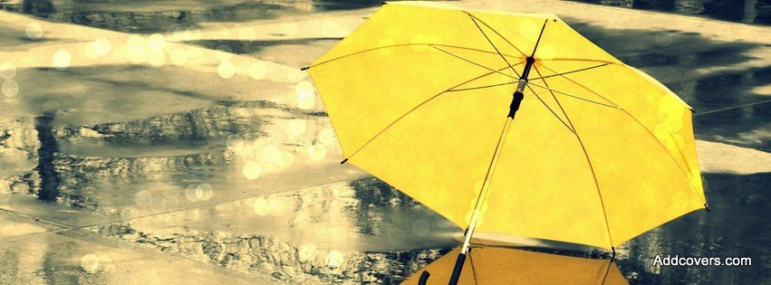 Yellow Umbrella {Other Facebook Timeline Cover Picture, Other Facebook Timeline image free, Other Facebook Timeline Banner}