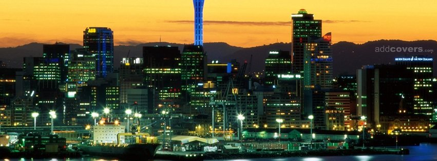 Auckland New Zealand {Scenic & Nature Facebook Timeline Cover Picture, Scenic & Nature Facebook Timeline image free, Scenic & Nature Facebook Timeline Banner}