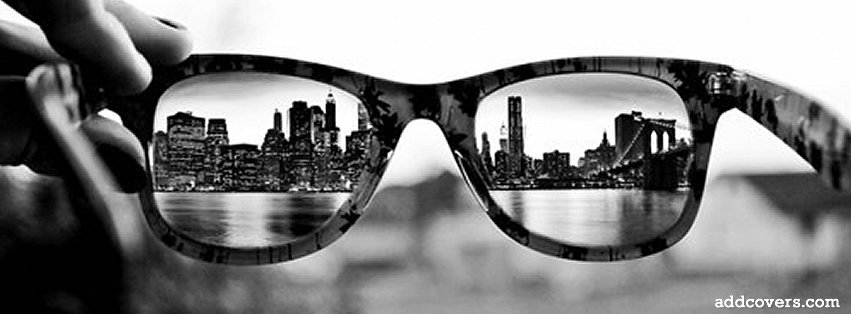 Black and White city {Pictures Facebook Timeline Cover Picture, Pictures Facebook Timeline image free, Pictures Facebook Timeline Banner}