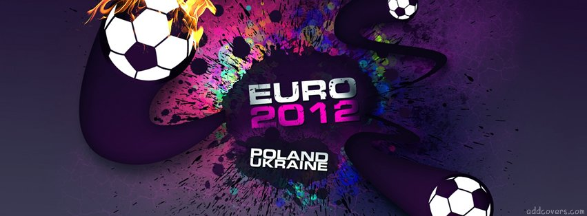 Euro2012 Facebook Covers