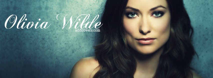 Olivia Wilde  Facebook Covers