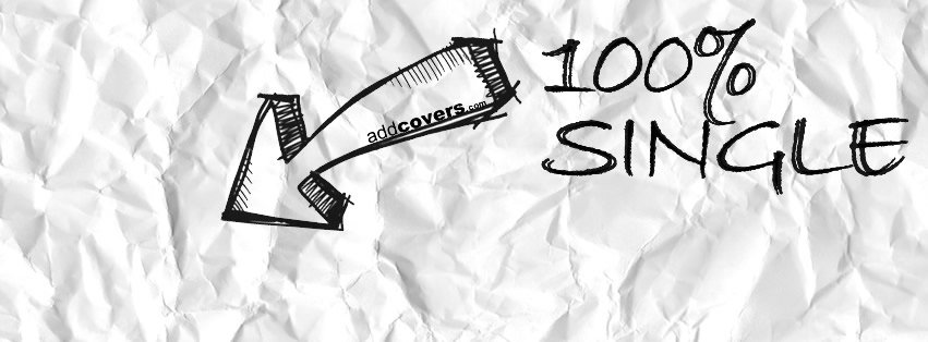 100% Single {Arrows Facebook Timeline Cover Picture, Arrows Facebook Timeline image free, Arrows Facebook Timeline Banner}