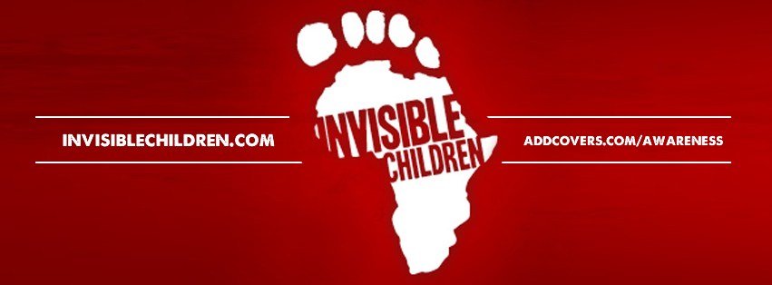 Invisible Children Uganda {Awareness Facebook Timeline Cover Picture, Awareness Facebook Timeline image free, Awareness Facebook Timeline Banner}