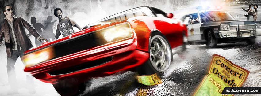 Driver Parallel  Facebook Covers