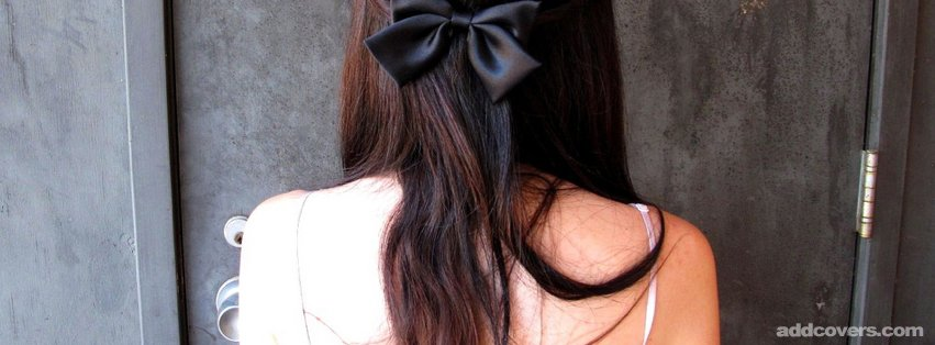 Hair Bow Facebook Covers