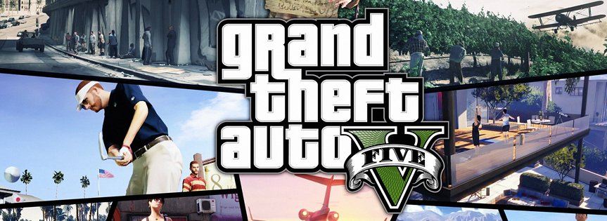 Grand Theft Auto {Video Games Facebook Timeline Cover Picture, Video Games Facebook Timeline image free, Video Games Facebook Timeline Banner}