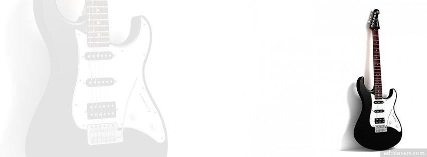 Electric Guitar {Music Instruments Facebook Timeline Cover Picture, Music Instruments Facebook Timeline image free, Music Instruments Facebook Timeline Banner}