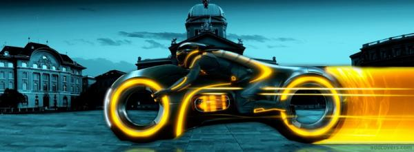 Tron Legacy Race in Bern