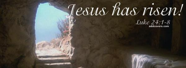 christian easter facebook cover