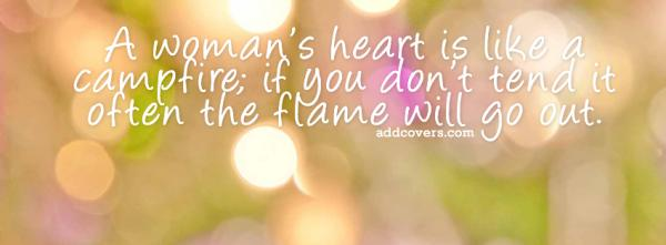Womans Heart