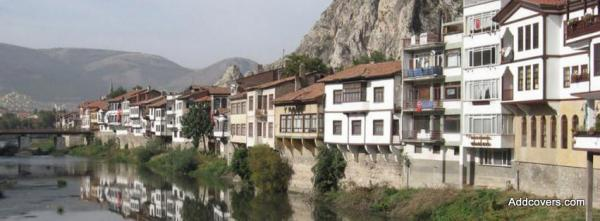 Amasya in Turkey