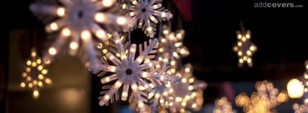 Snowflake Christmas Lights