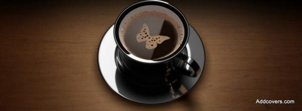 Butterfly Coffee Design