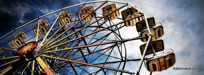 Observation Wheel {Other Facebook Timeline Cover Picture, Other Facebook Timeline image free, Other Facebook Timeline Banner}