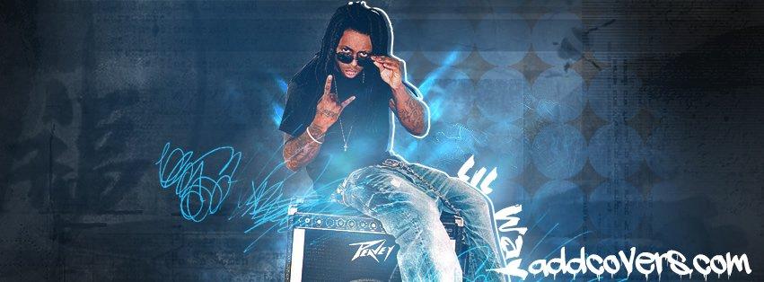 Lil Wayne {Male Singers Facebook Timeline Cover Picture, Male Singers Facebook Timeline image free, Male Singers Facebook Timeline Banner}