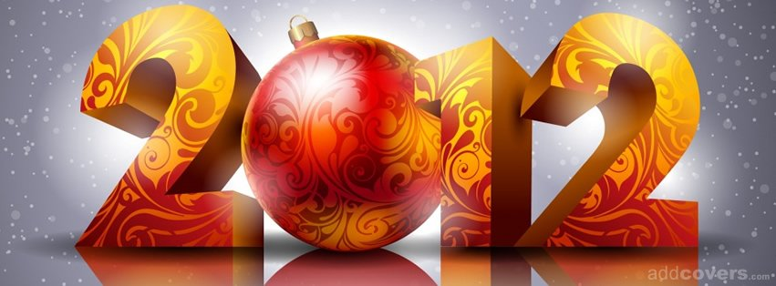 2012 Holidays Facebook Covers