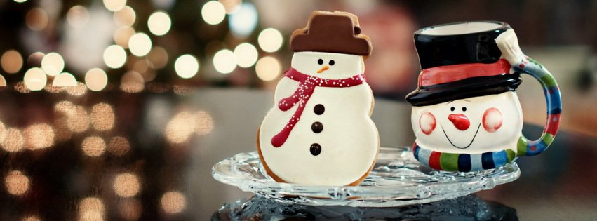 Christmas Tea Party {Holidays Facebook Timeline Cover Picture, Holidays Facebook Timeline image free, Holidays Facebook Timeline Banner}
