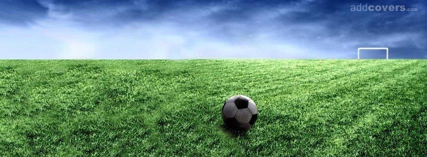 Soccer Field {Soccer Facebook Timeline Cover Picture, Soccer Facebook Timeline image free, Soccer Facebook Timeline Banner}