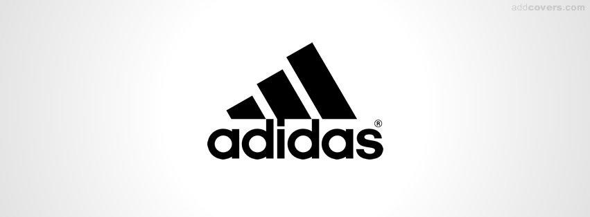 Addidas {Logos & Brands Facebook Timeline Cover Picture, Logos & Brands Facebook Timeline image free, Logos & Brands Facebook Timeline Banner}