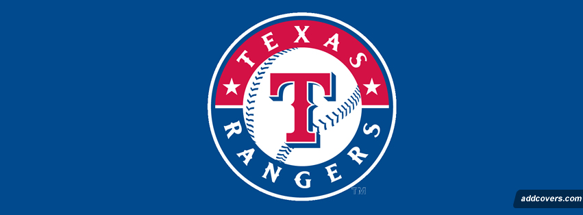 Texas Rangers Facebook Covers