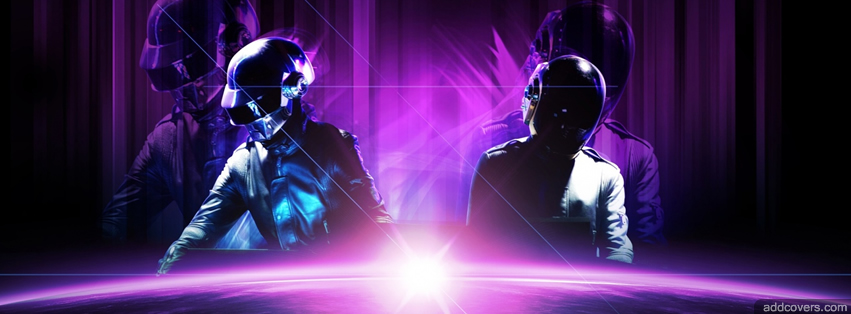Daft Punk Facebook Covers