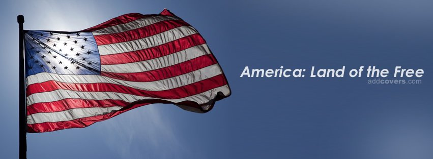 Land of the Free Facebook Covers