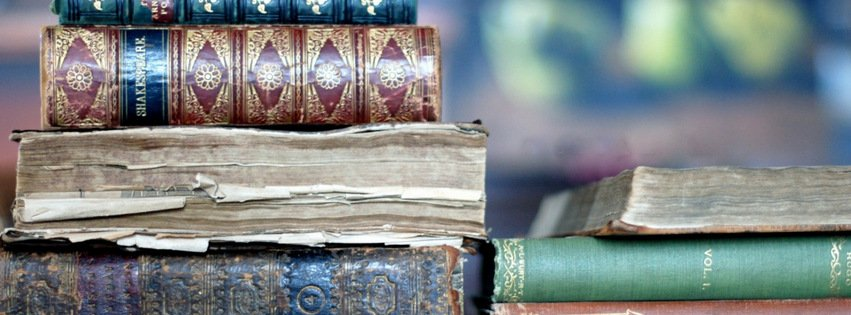Old Books {Other Facebook Timeline Cover Picture, Other Facebook Timeline image free, Other Facebook Timeline Banner}